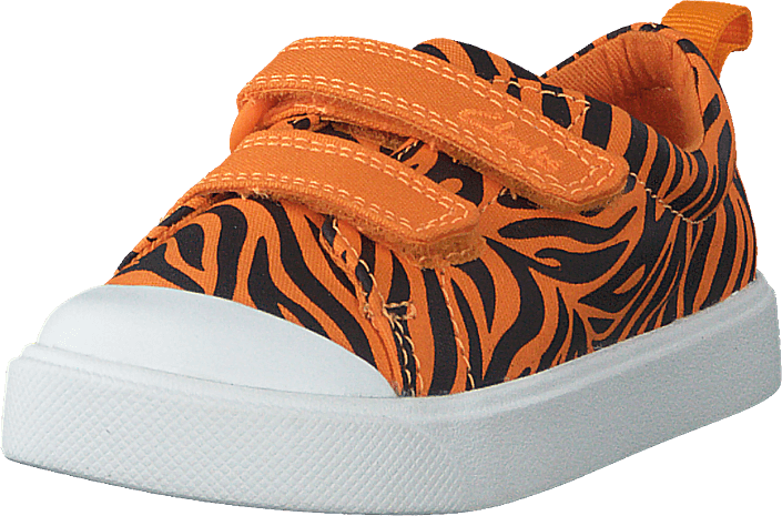 Clarks - City Bright T Tiger Print