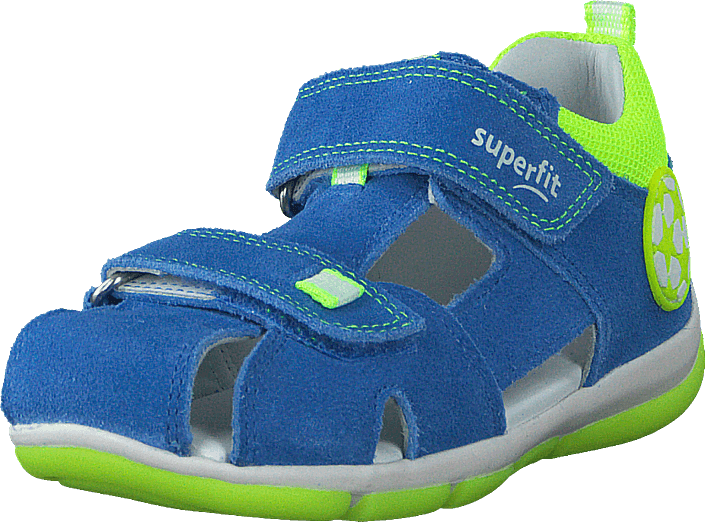 Superfit - Freddy Blue/green