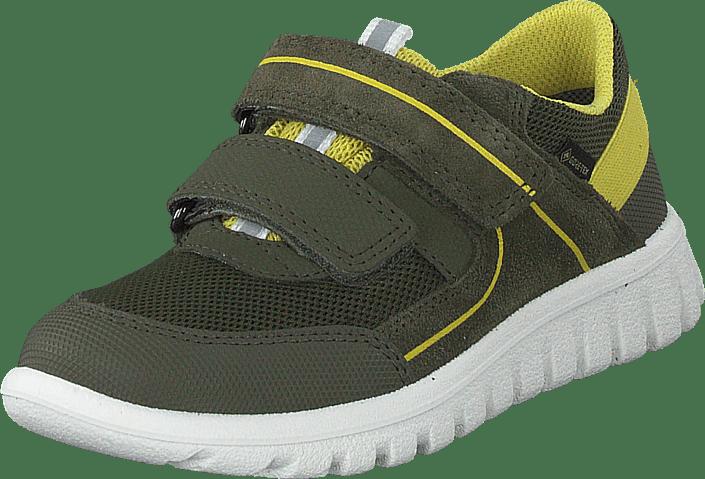 Sport7 Gtx Green/yellow
