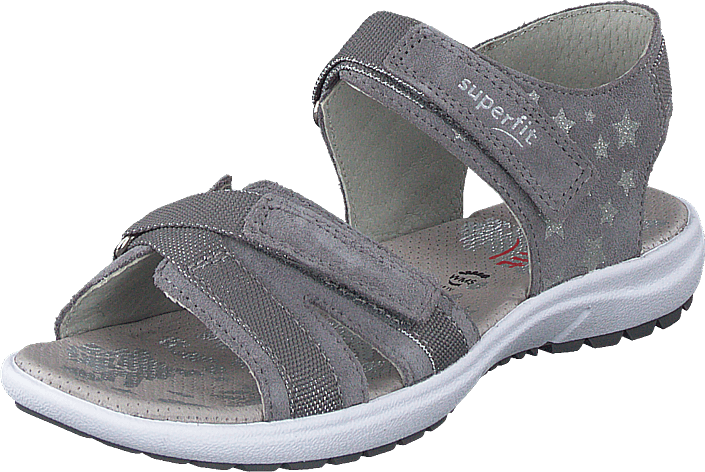 Kjøp Superfit Rainbow Lightgrey sko Online | FOOTWAY.no