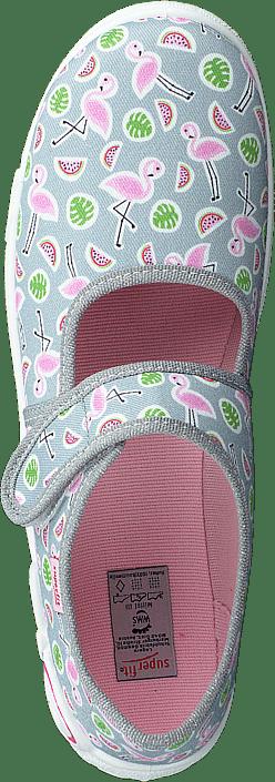 Belinda Grey/pink