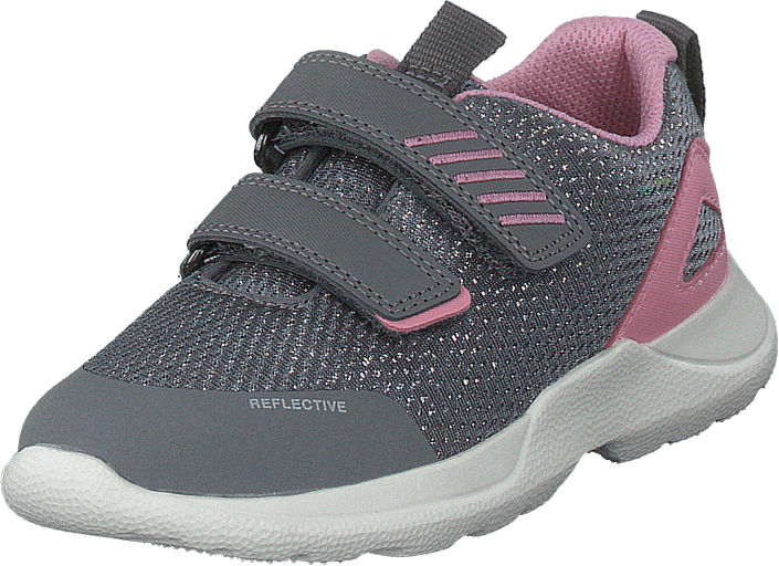 Superfit - Rush Grey/pink
