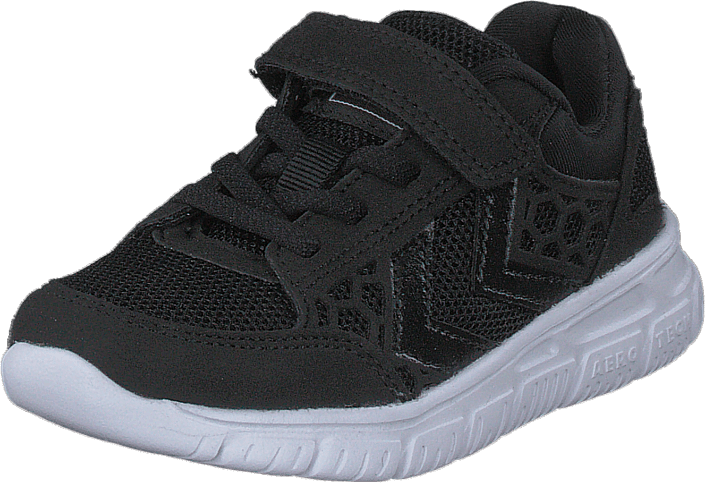Hummel - Crosslite Sneaker Infant Black/white