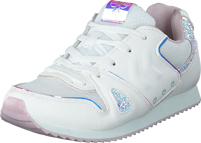 Hummel - Marathona Shine Jr White