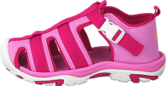 Sandal Buckle Infant Fuchsia Pink