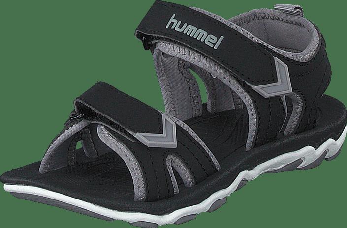 Hummel - Sandal Sport Jr Black