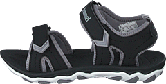 Sandal Sport Jr Black