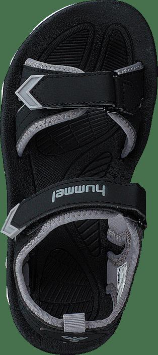 Femme Chaussures Acheter Hummel Sandal Sport Jr Noir Chaussures Online