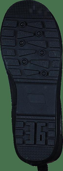 Rubber Boot Jr Black Iris