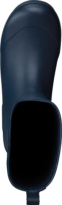 Rubber Boot Jr Black Iris