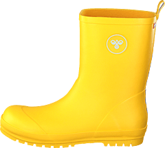 Rubber Boot Jr Sports Yellow