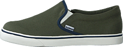 Slip On Jr Deep Lichen Green