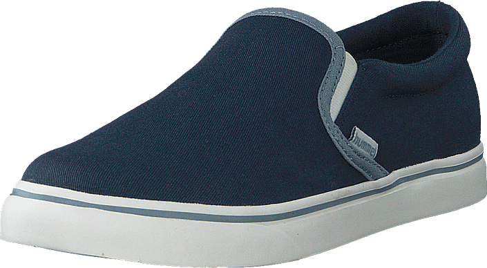 Hummel - Slip On Jr Blue Nights