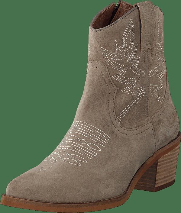 Johnny Bulls - Mid Western Boot Beige