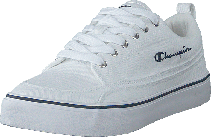 Low Cut Shoe Crew White