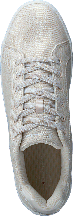 Femme Chaussures Acheter Champion Low Cut Shoe Alex Canvas Glitt Peach Whip Chaussures Online