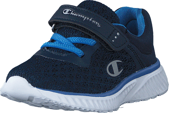 Champion - Low Cut Shoe Softy Mesh B Td Sky Captain