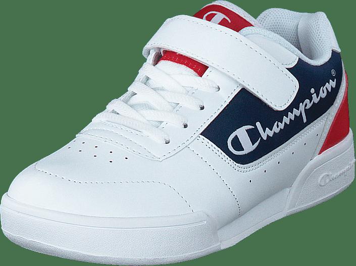 Low Cut Shoe Court Champ B Ps White