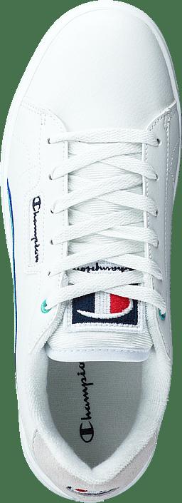 Low Cut Shoe San Diego White