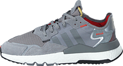 Nite Jogger Shoes Grey Three / Cloud White
