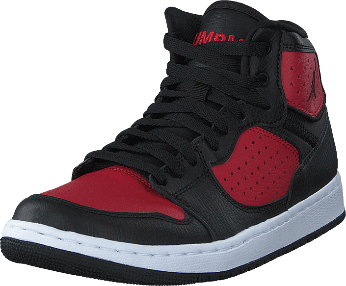 Nike - Jordan Access Black/gym Red/white