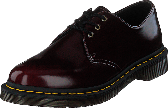 Dr Martens - Vegan 1461 Cherry Red