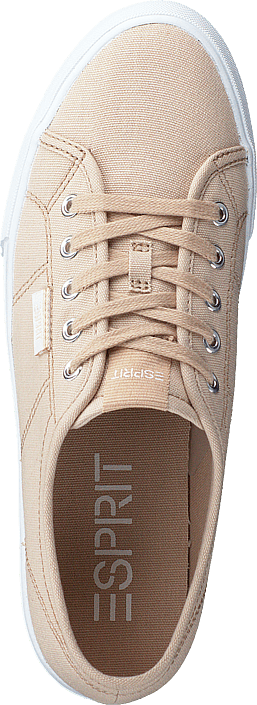 Simona Lace Up Sand