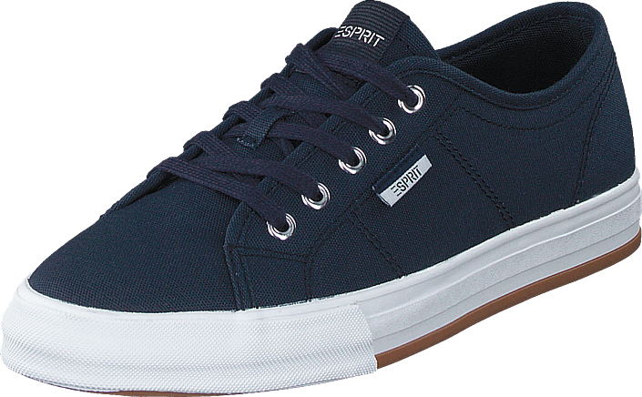 Simona Lace Up Navy