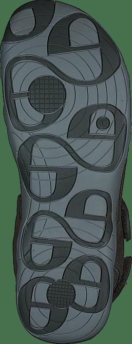 Kjøp Green Comfort Corsica Sandal W. Velcro Strap Olive Sko Online