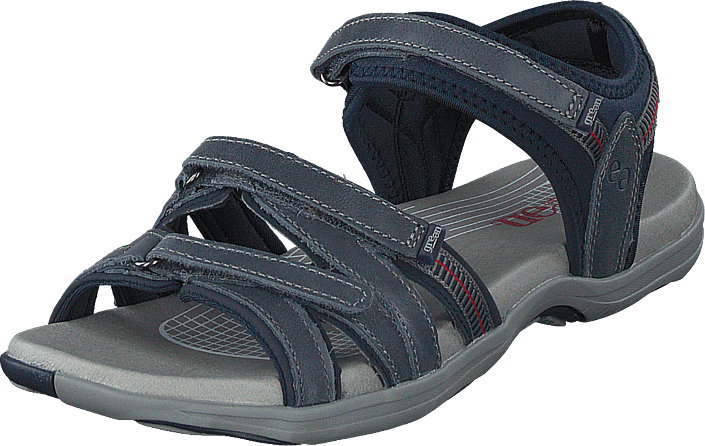 Green Comfort - Corsica W. Slim Velcro Straps Marine Blue