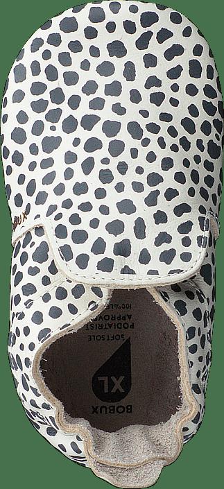 Dalmation Print Vanilla