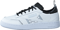 Club C Ree:dux White/black/silvmt