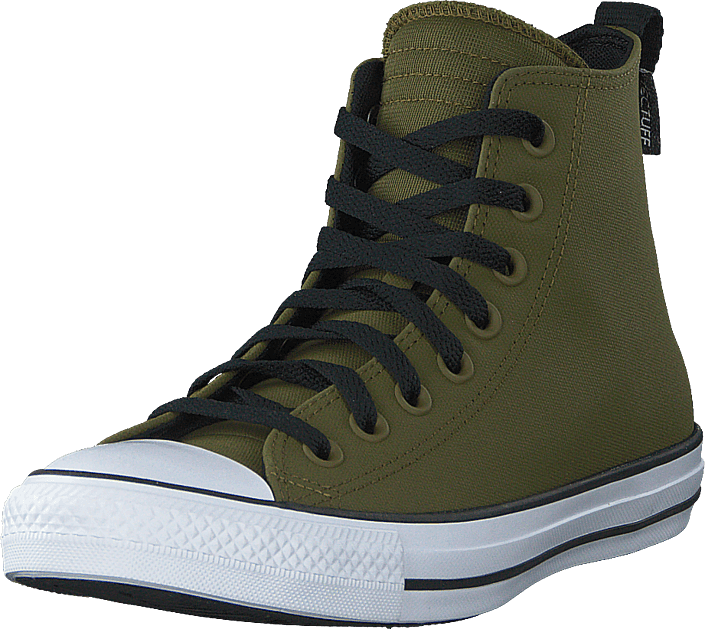 Converse - Chuck Taylor All Star Dark Moss/white/black