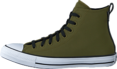 Chuck Taylor All Star Dark Moss/white/black