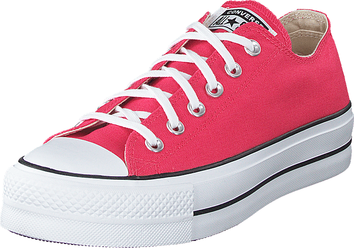 Converse - Chuck Taylor All Star Lift Carmine Pink/white/black