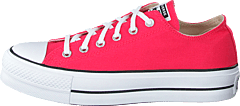 Chuck Taylor All Star Lift Carmine Pink/white/black