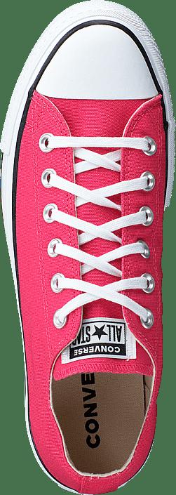 Kjøp Converse Chuck Taylor All Star Lift Carmine Pink/white/black Sko Online