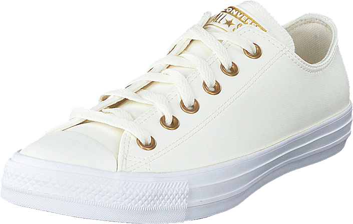 Converse - Chuck Taylor All Star Egret/gold/white