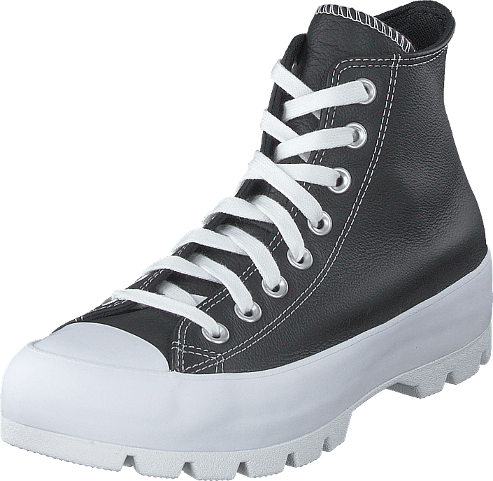 Converse - Chuck Taylor All Star Lugged Black/white/white