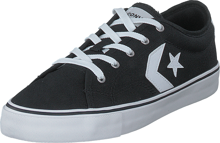 Converse - Star Replay Black/white