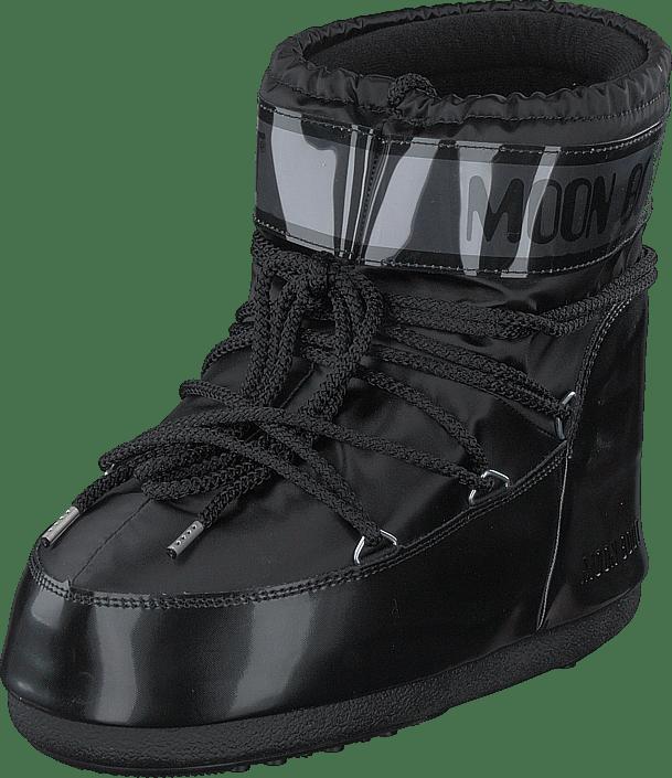 Moon Boot - Moonboot Cl.lowglance Black