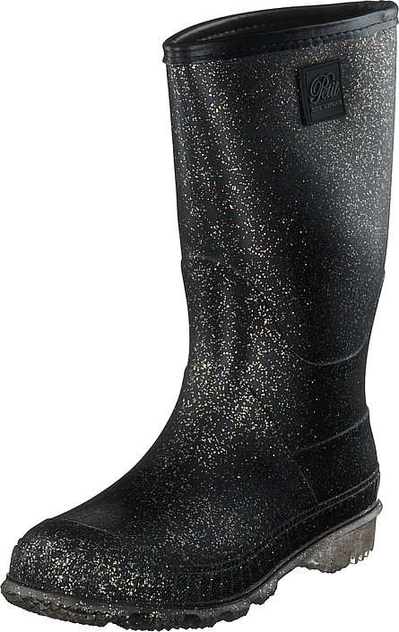 Petit by Sofie Schnoor - Rubber Boot Black Gold