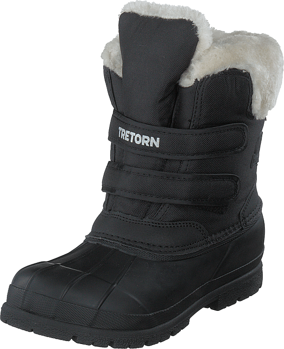 Tretorn - Expedition Boot Black