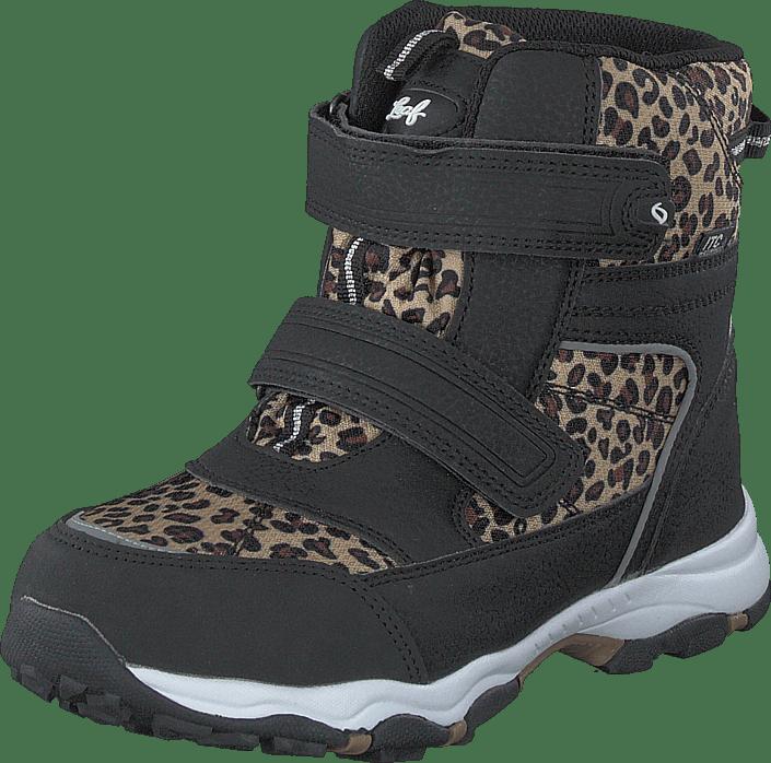 Leaf - Siljan Leopard