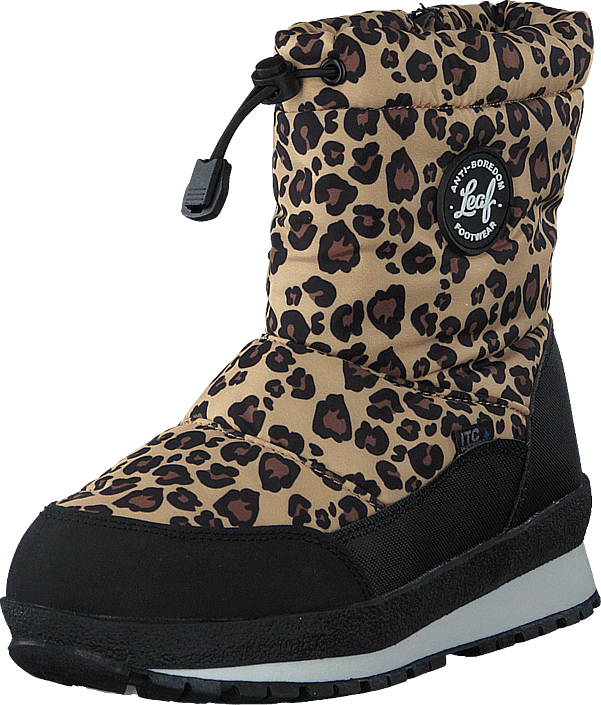 Leaf - Ilsbo Leopard