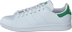 Stan Smith Vegan Ftwr White/green/ftwr White