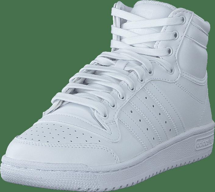 adidas Originals - Top Ten Ftwr White/chalk White/ftwr Wh