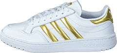 Team Court W Ftwr White/gold Met./ftwr Whit