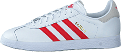 Gazelle W Ftwr White/lush Red/crystal Wh