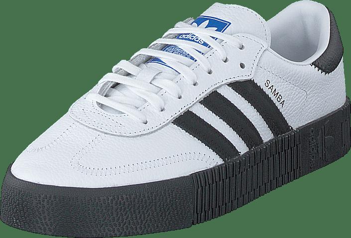 adidas Originals - Sambarose W Ftwr White/core Black/bluebird